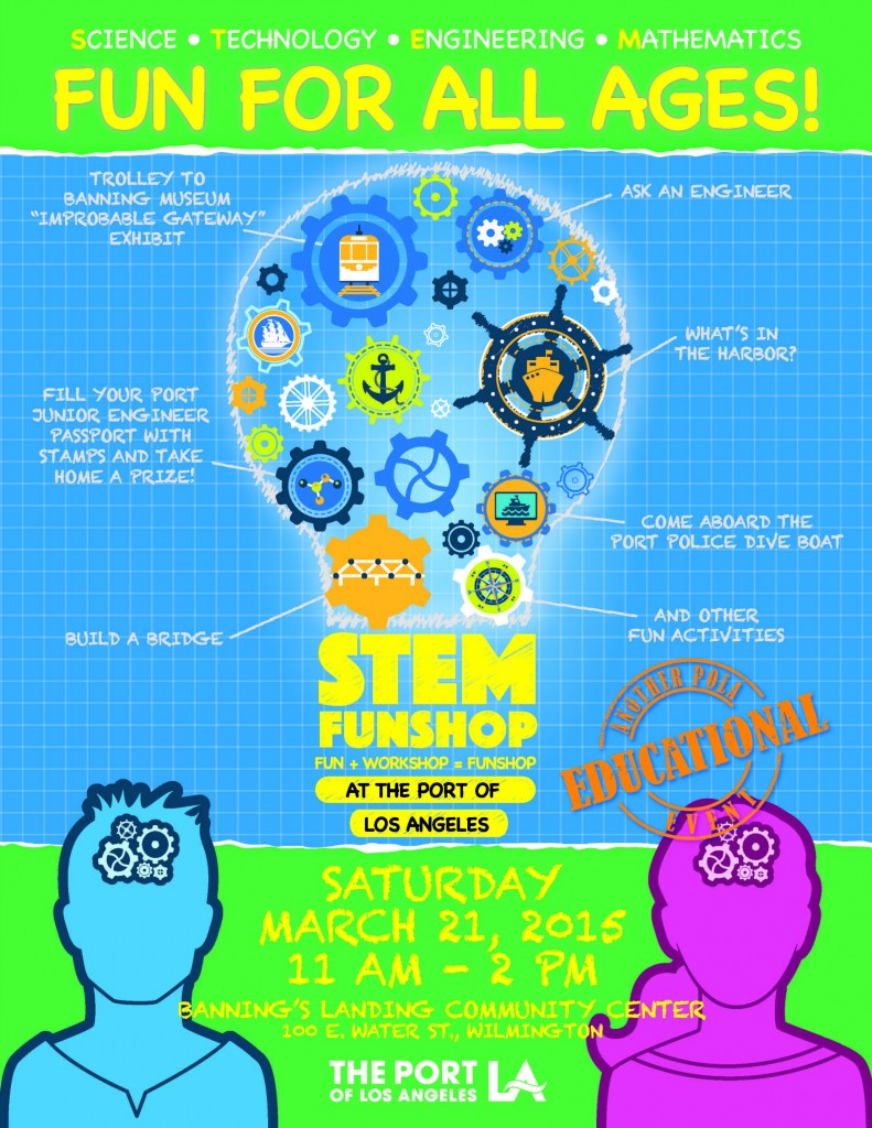 STEM Event at Banning's Landing